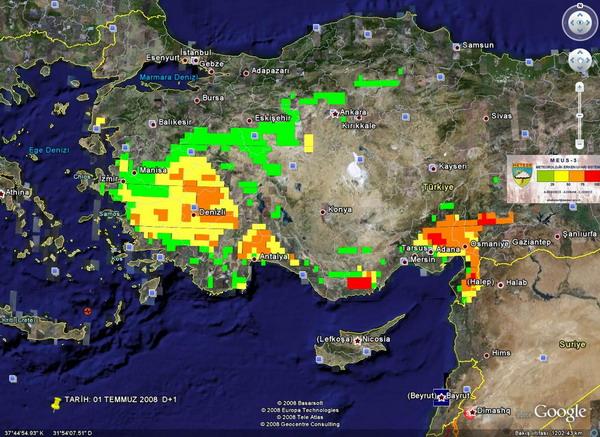 Orman Yangınları ve Meteoroloji