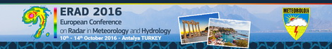 9th European Conference on Radar in Meteorology and Hydrology (ERAD2016)