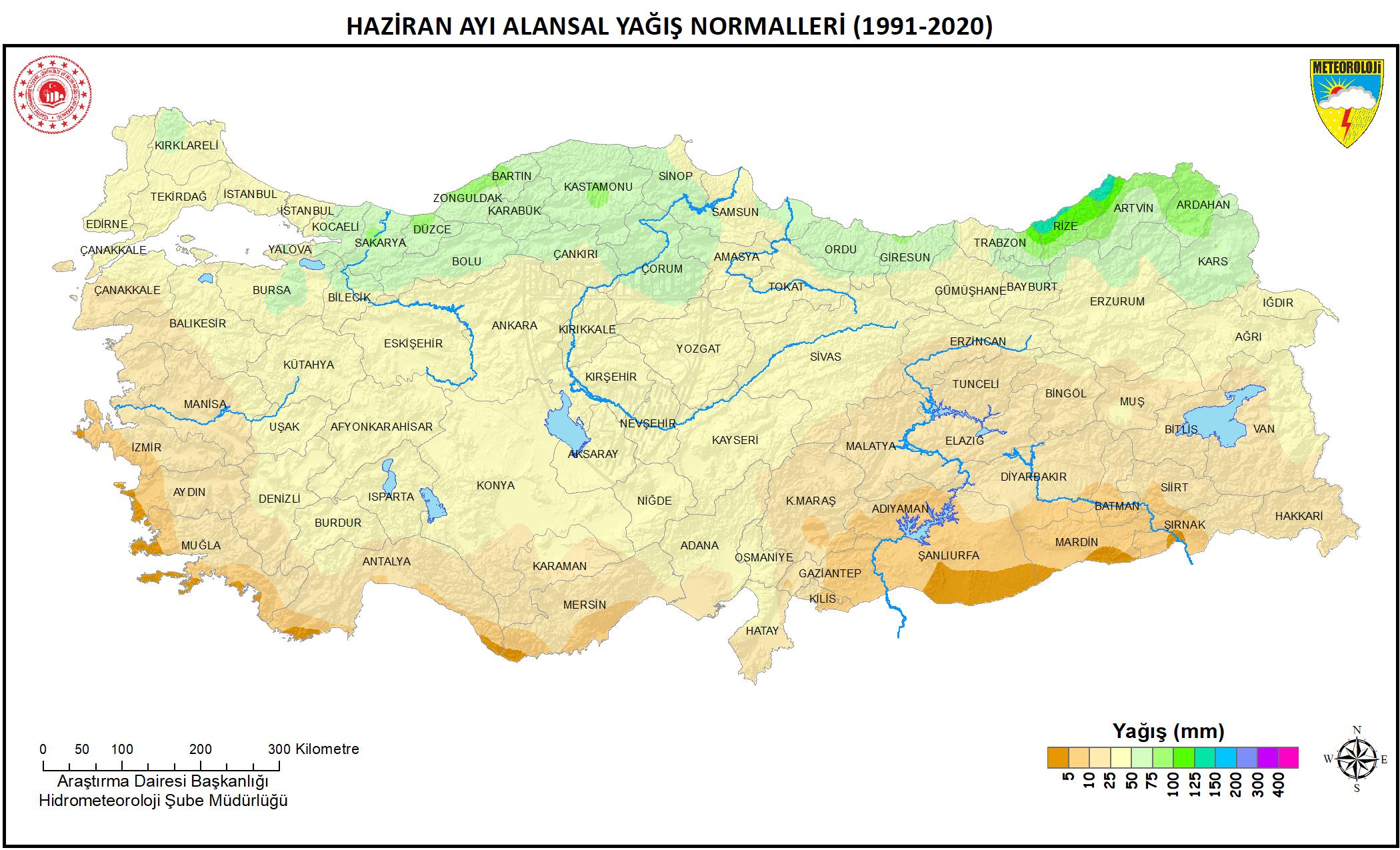 Türkiye, Normalleri ile karşılaştırma